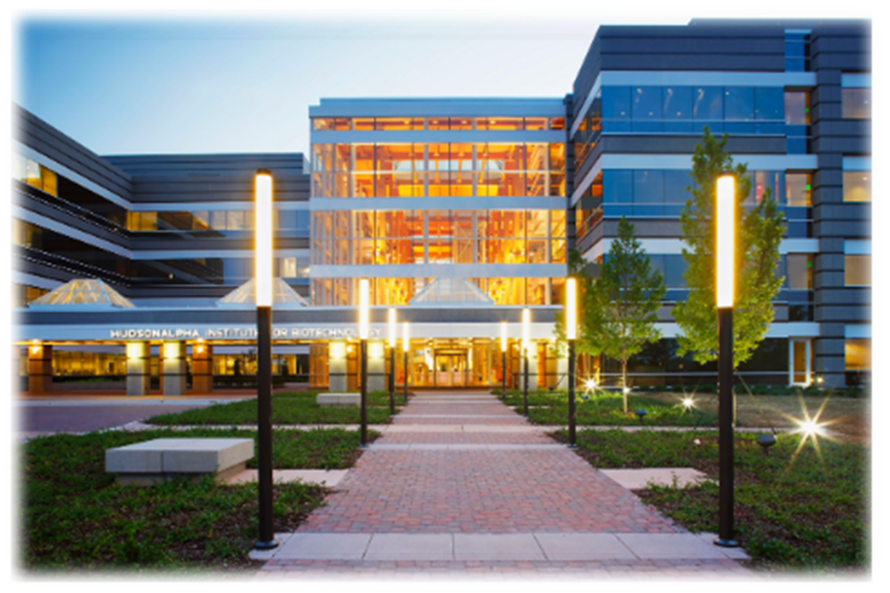 Transomic Technologies is located at HudsonAlpha Institute of Biotechnology